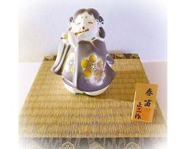 Japanse hakata pop 'Fué doji'