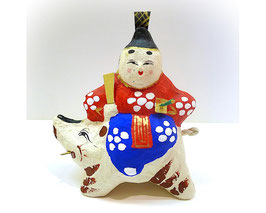 Japanse papier-maché pop