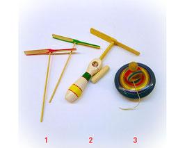 Japans houten speelgoed