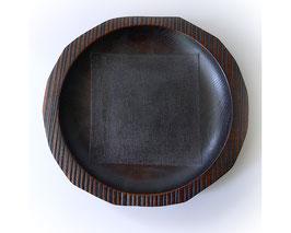 Japanse lakwerk schaal