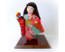 Japanse geklede pop