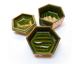 Japanse aardewerken stapelset