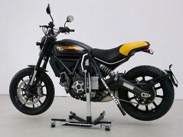 Zentralständer Ducati Scrambler Icon/ Classic/ Full Throttle/ Urban Enduro/ Flat Track Pro/ Street Classic/ Mach 2.0 (803 cm³)