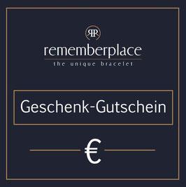 Geschenk-Gutschein inkl. persönlicher Karte