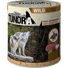 Tundra , Dog Wild