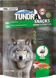 Tundra Dog Snacks / Turkey, Pute
