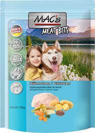 Mac's Dog Meat Bits Geflügel