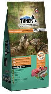 Tundra Rentier, Forelle und Rind