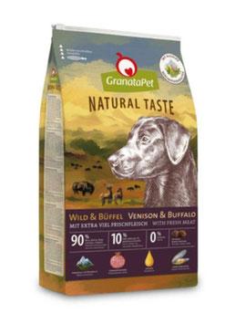 GP Natural Taste Wild und Büffel