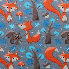 Windelfrei Slip Füchse und Eichhörnchen Gr 110/116