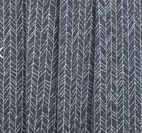 Merino Wollhose | mulesingfrei | Farbe: anthrazit mit Muster