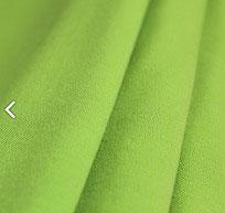 Meterware 100% Wollinterlock | apfelgrün | mulesingfrei | OHNE superwash