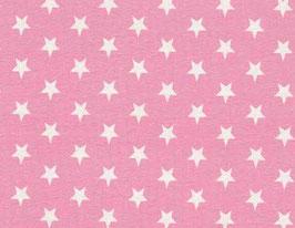 Windelfrei Slip Weiße sterne auf rosa Gr 110/116