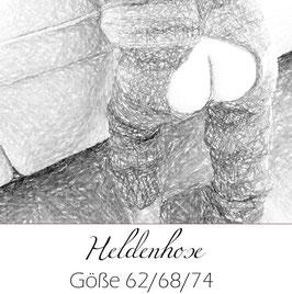 Heldenhose   Größe 62/68/74