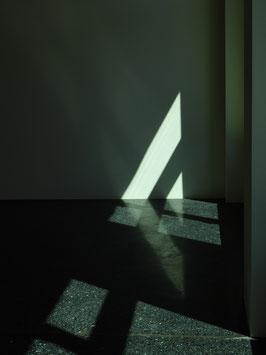 Luminous triangle