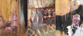 Triptychon: Colour in motion 1 - 3