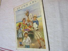 5-  21    イギリス買付子供本ABC 定価