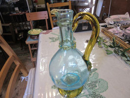 2-⒖ ガラスの水差しジュルジュサンド、フランス買い付け