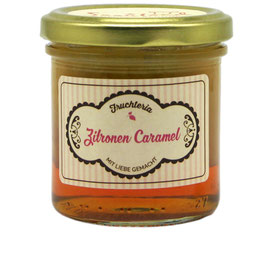 Zitronen Caramel - 160 ml Glas