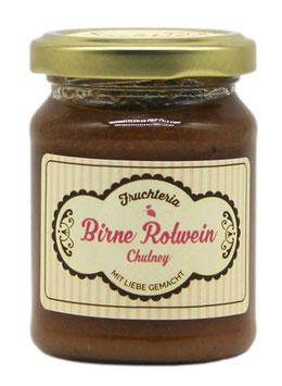 Birne Rotwein Chutney - 140 ml