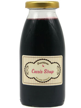 Cassis  Sirup - 250 ml