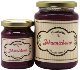 Johannisbeer-Fruchtaufstrich