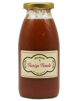 Feurige Tomaten Sauce - 250 ml