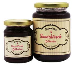 Sauerkirsche/Lebkuchen - Fruchtaufstrich