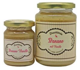 Banane/Vanille - Fruchtaufstrich