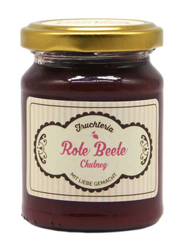 Rote Beete Chutney - 140 ml