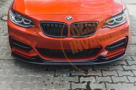 DI-Style Carbon Front Lippe für F22 /F23