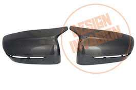 Spiegelkappen DI-Look Carbon für G Serie