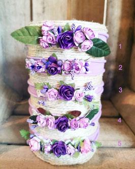 Bandeaux parme/violet