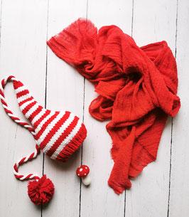 Ensemble de Noël - Rouges et Blanc