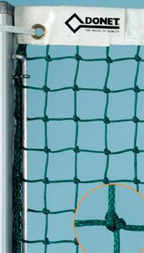 Tennisnetz DIN EN 1510 - Geknotet ohne Doppelreihen