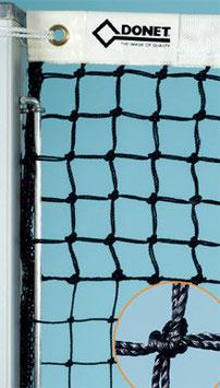 Tennisnetz DIN EN 1510 - Geknotet mit 5 Doppelreihen