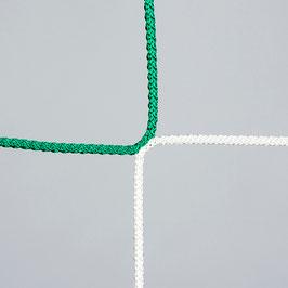 1 Paar Fußball Tornetze - 5,15 x 2,05 m - Tiefe: 1,00/1,00 m