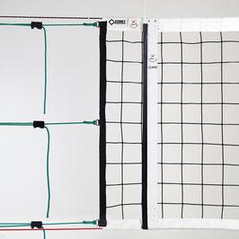 Volleyball-Turniernetz - DVV-1 geprüft