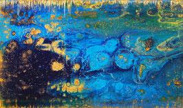 """ Ocean "" Andrea Kellinger - Mitglied bei Artists in Residence - Mijas Pueblo"
