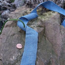 Webband Römer Blau
