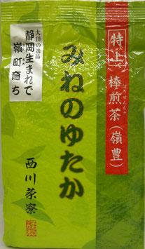 みねのゆたか・大田の逸品認定茶