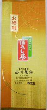 商品名 「お徳用」 自家製ほうじ茶