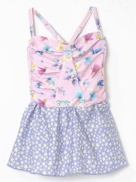 花仙子裙擺泳衣