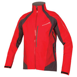 ENDURA : VENTURI JACKET - RED