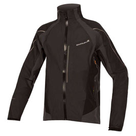 ENDURA : VENTURI JACKET - BLACK
