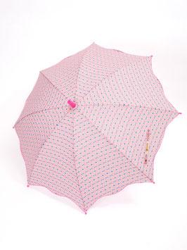 小兔兔花邊傘