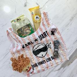 老佛爺&香奈兒 Shopping Bag