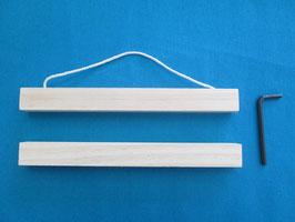 RICO DESIGN 木製ベルプル 20cm (Posterhangingrail)
