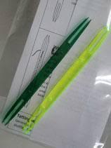 『ケルティックタティングシャトル(Green And Florescent Green)』