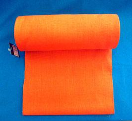 RICO DESIGN リネンテープ オレンジ  20cm巾 (17582.20.15)